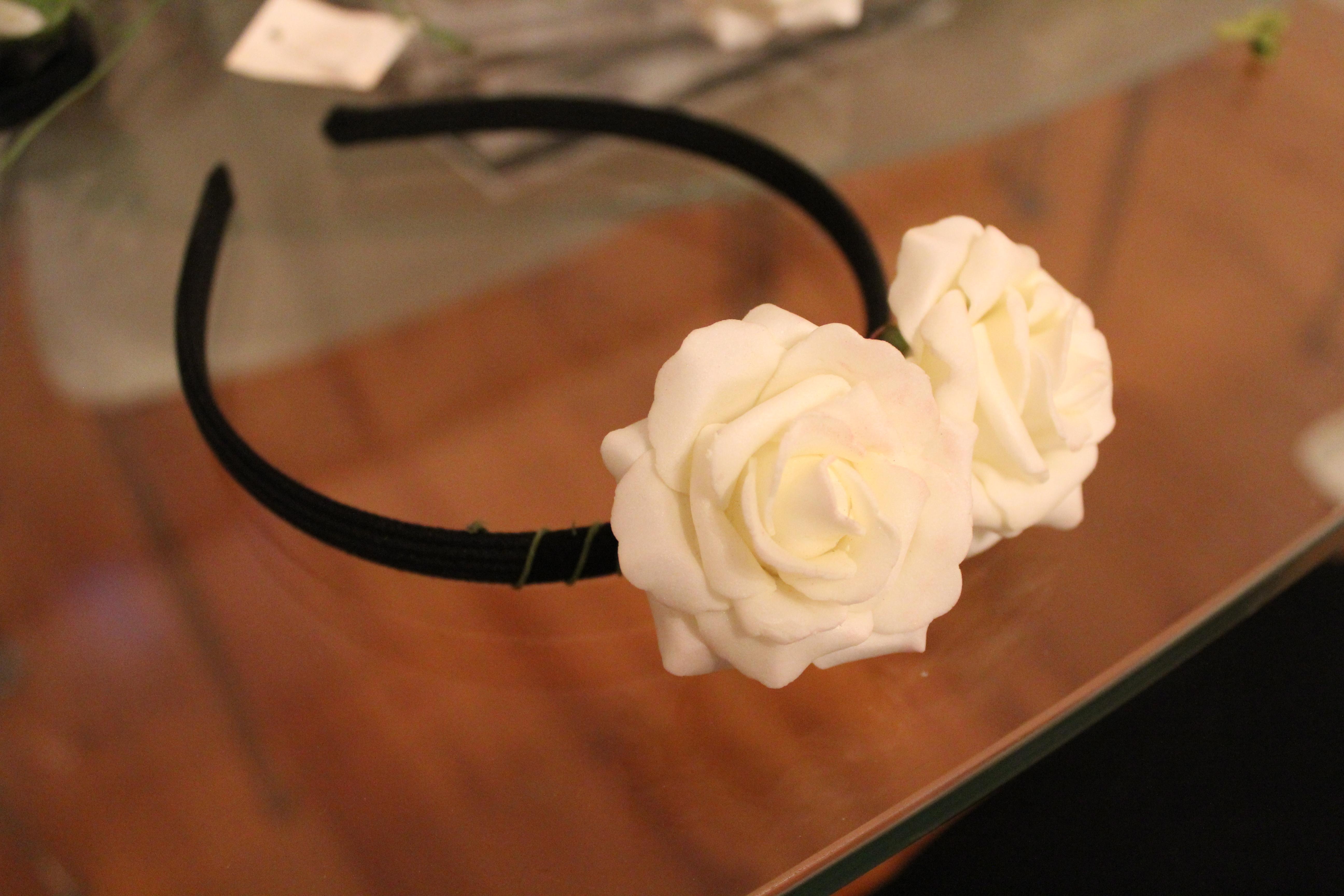 Diy flower crown you rad thing using izmirmasajfo