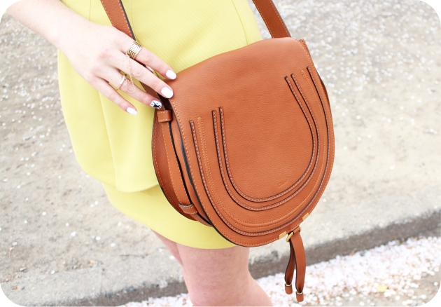 Chloe-tan-leather-satchel