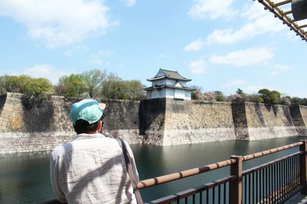 Castles in Osaka